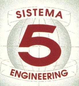 SISTEMA CINQUE ENGINEERING